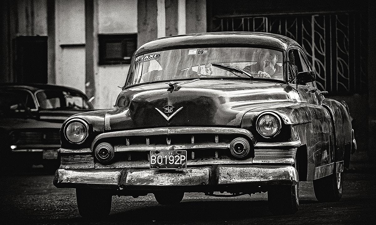 Taxi @ Cuba ...