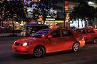 Taxi in Lad Prao / Bangkok
