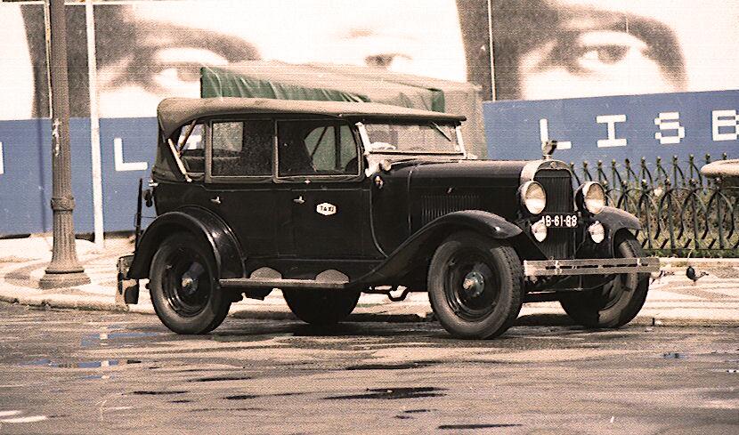 Taxi Lisboa