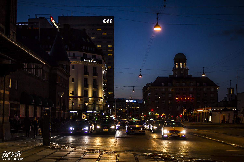 Taxi Station, Copenhagen