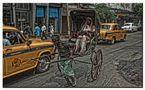 Taxi vs. Rikscha von vertigo69