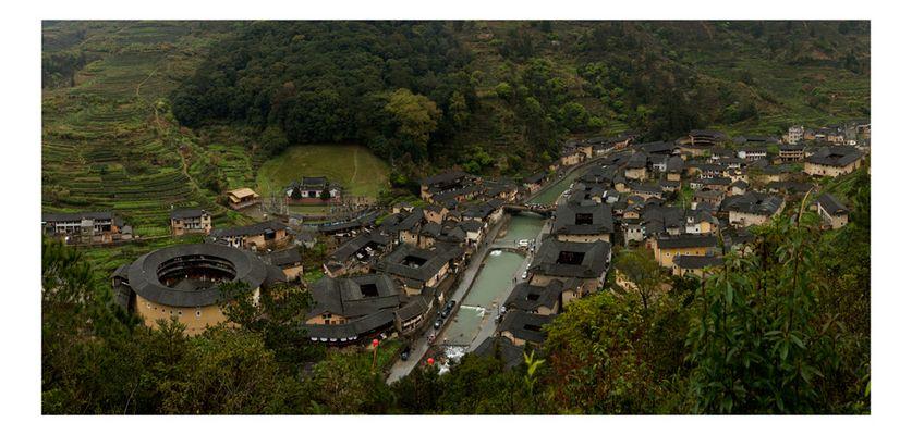 Taxiacun in Nanjing County, Fujian
