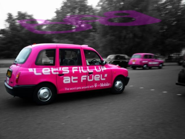 taxis angleterre