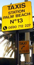 TAXIS DE PALM BEACH