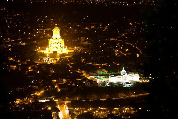 Tbilisi / Tiflis - Sameba
