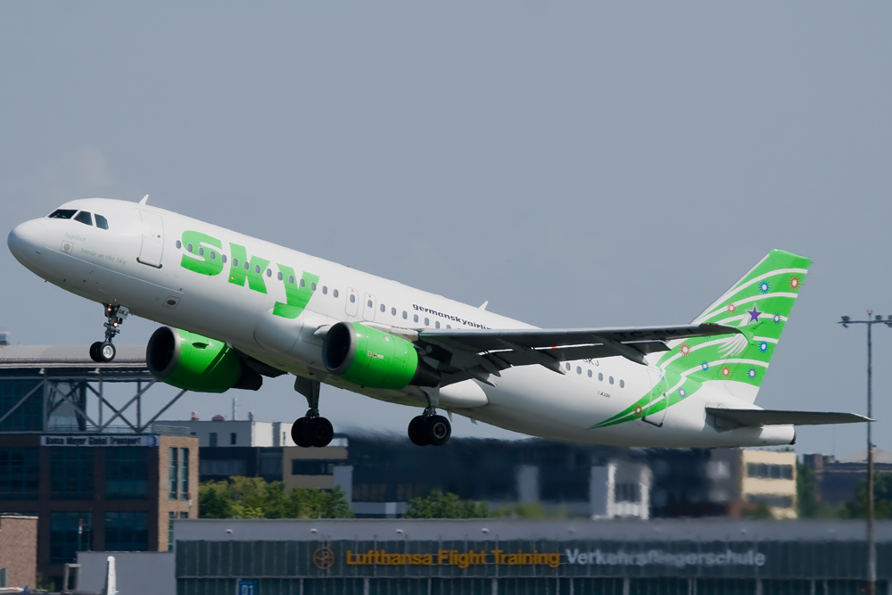 TC-SKJ - Sky Airlines