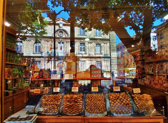 Été à Aix