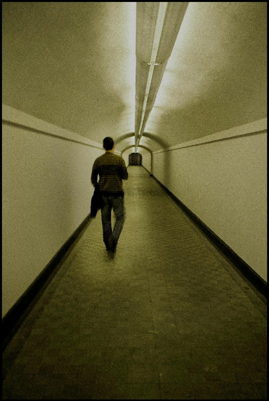 Te estoy siguiendo