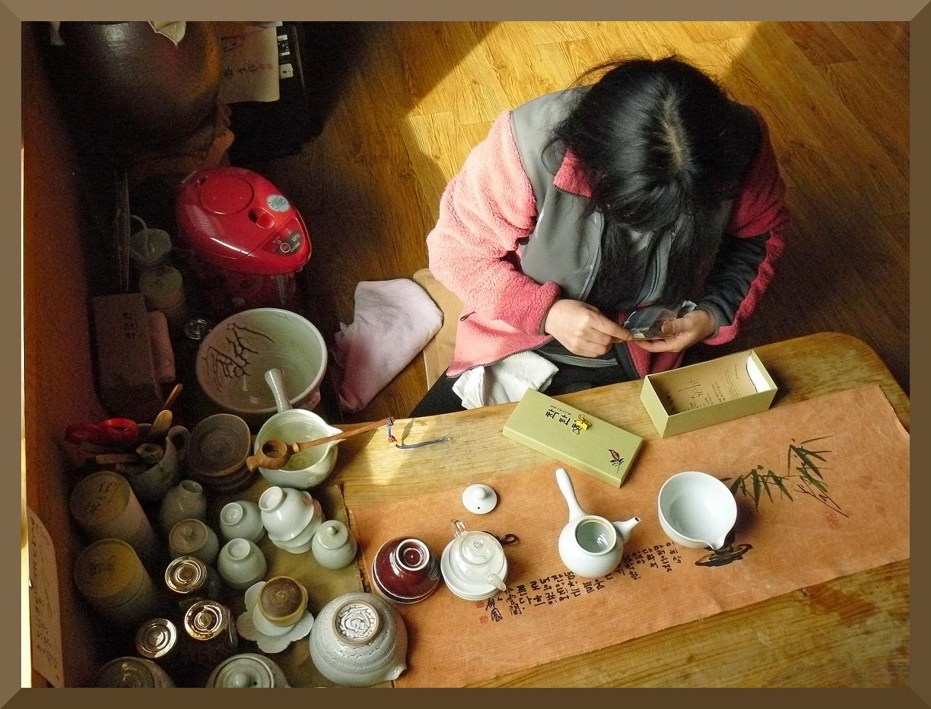 Tea ceremony III