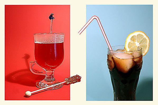 Tea & Coke