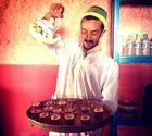 tea-time in the morrocan desert