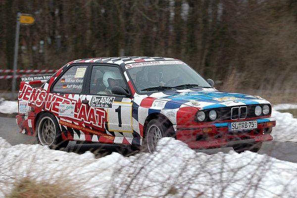 Team Bonde/Koop - Wikinger Rallye 12.03.2005