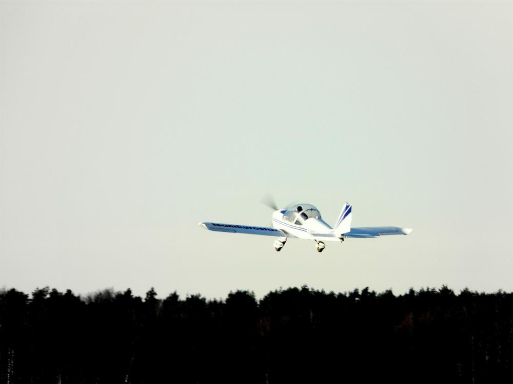 Team Eurostar EV97 Ultraleicht