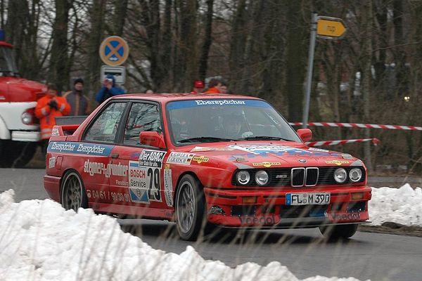 Team Grätsch/Gawlick - Wikinger Rallye 12.03.2005