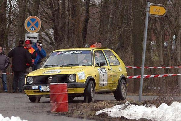 Team Meyer/Rohde - Wikinger Rallye 12.03.2005