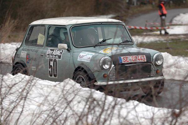 Team Schultz/Slawik - Wikinger Rallye 12.03.2005