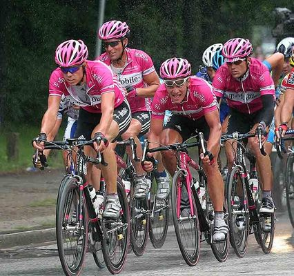 Team-Telekom mit Ulle