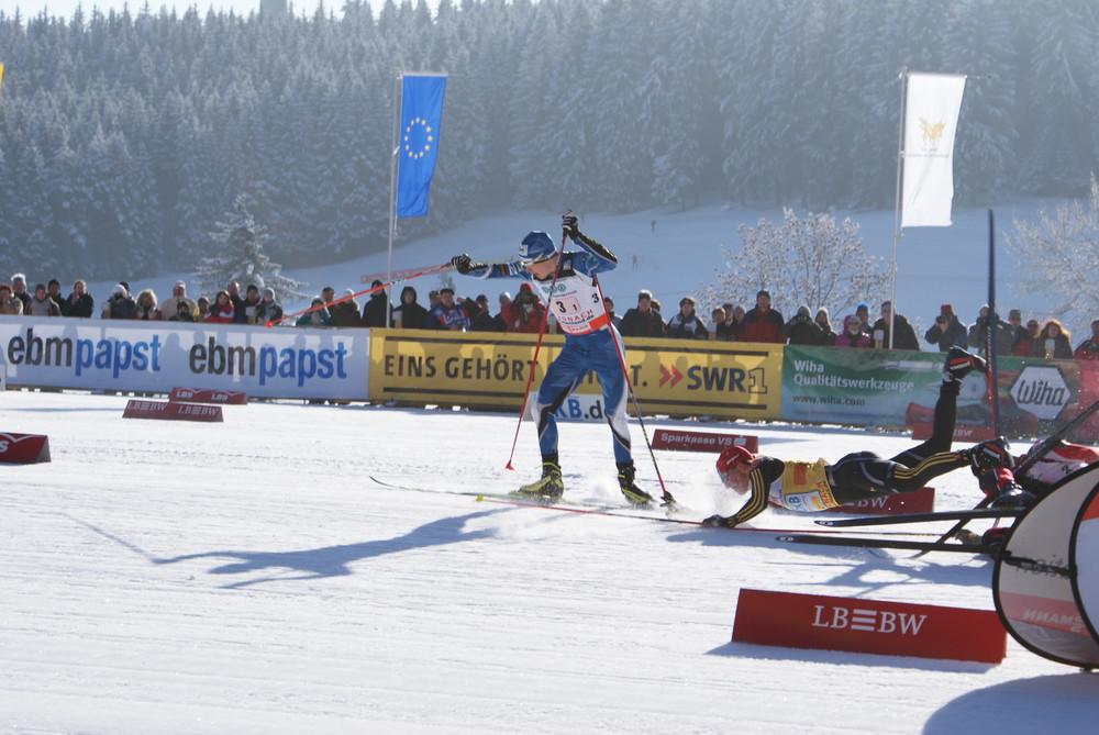 Teamweltcup in Schonach