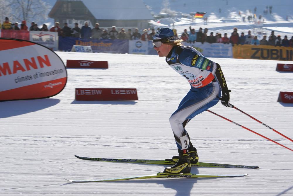 Teamweltcup Schonach Anssi Koivuranta