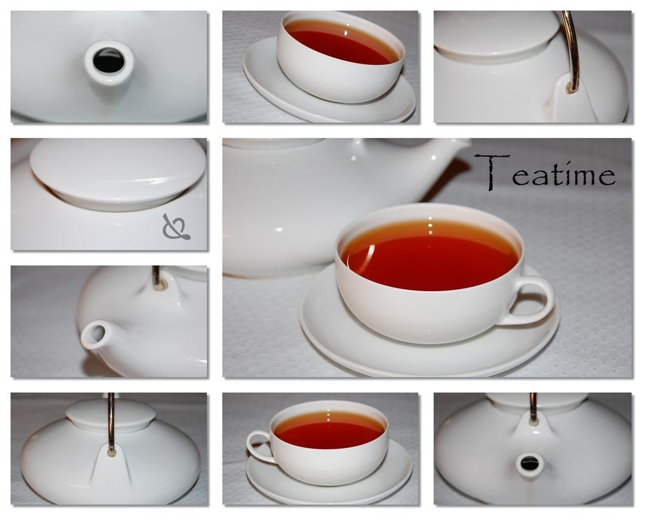 Teatime....die Dritte....