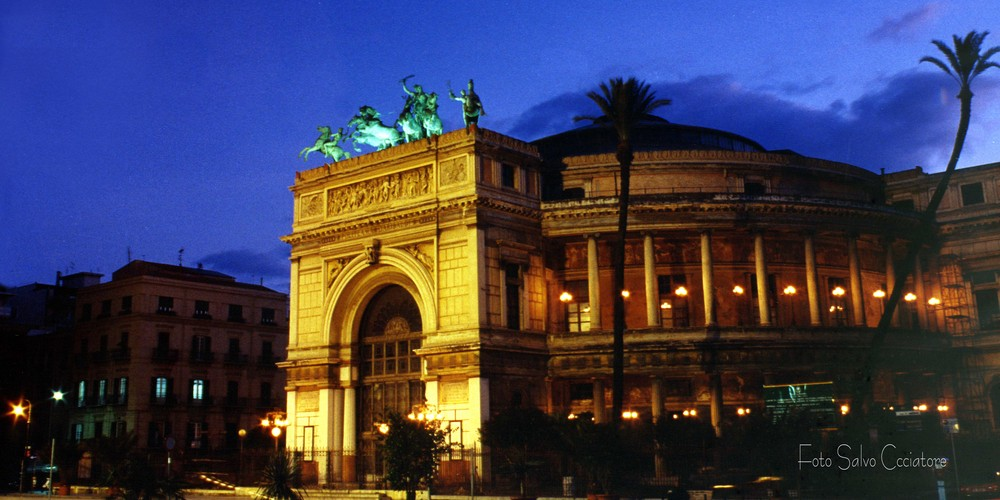 Teatro Politeama (Palermo)