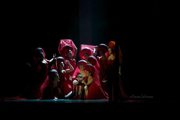 Tebaldo in Rosso