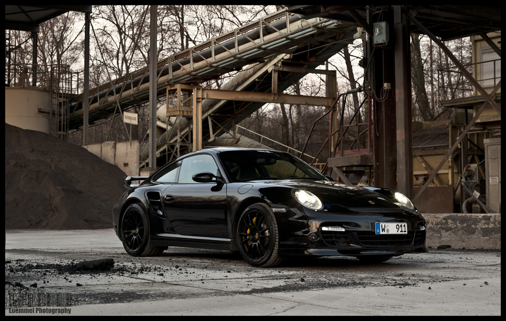 TechArt 997 Turbo @ Kalkwerk Wuppertal