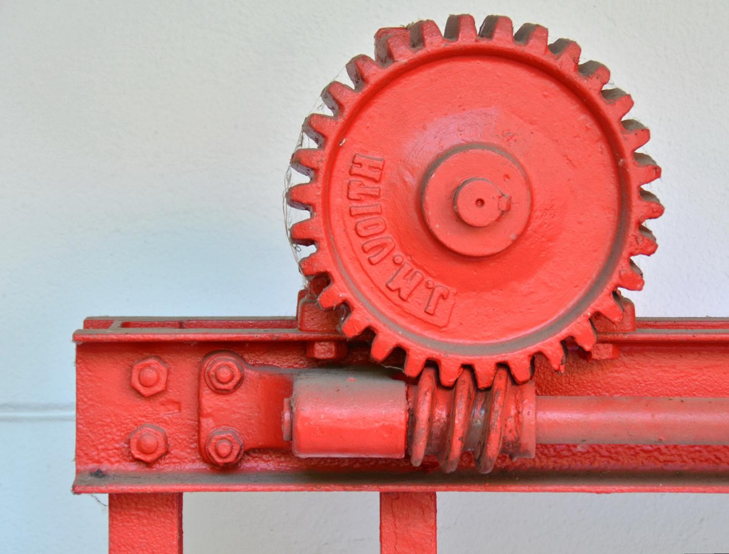 Technik Rot/Weiss