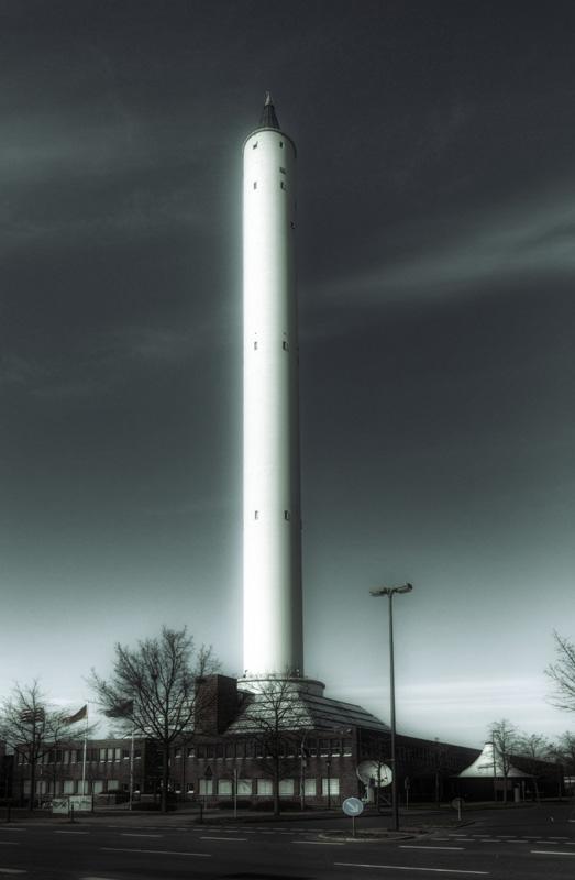 Technologiepark Bremen, Fallturm