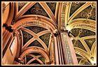 Techos en la catedral de San Luis