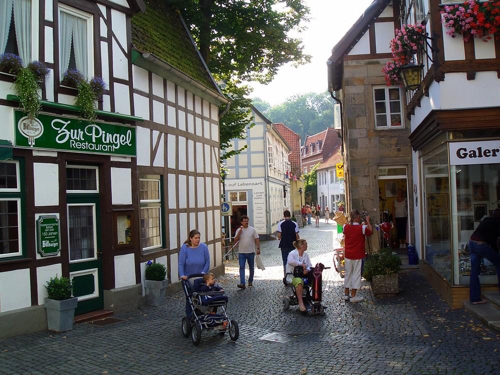 Tecklenburg Restaurant