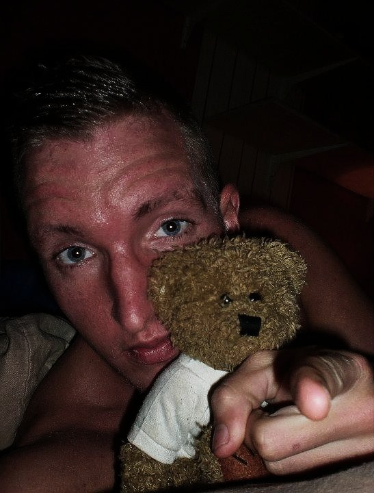 Teddy and me ^^ ;D