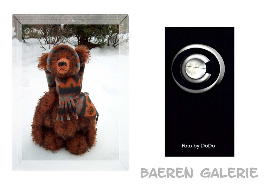 Teddy - Bear...Vollmond...