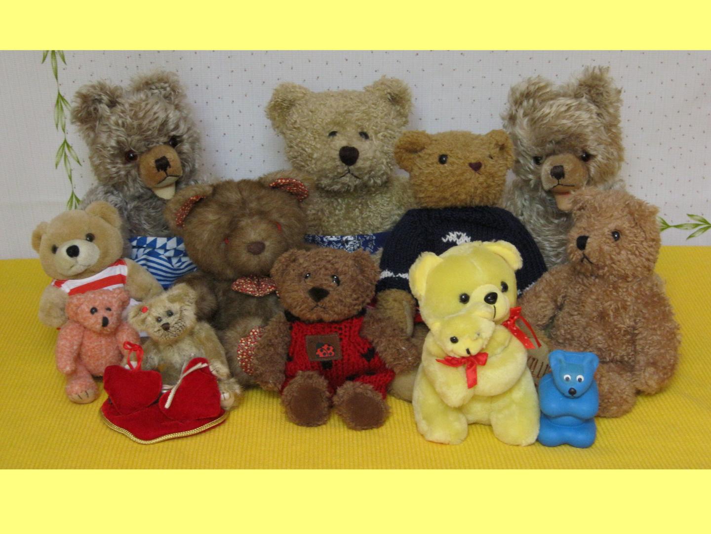 Teddyfamilie