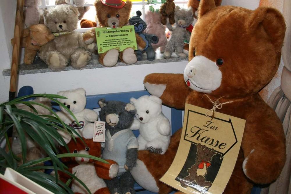Teddymuseum