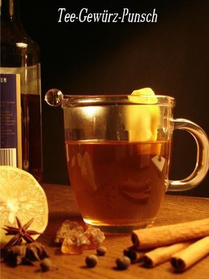 Tee-Gewürz-Punsch