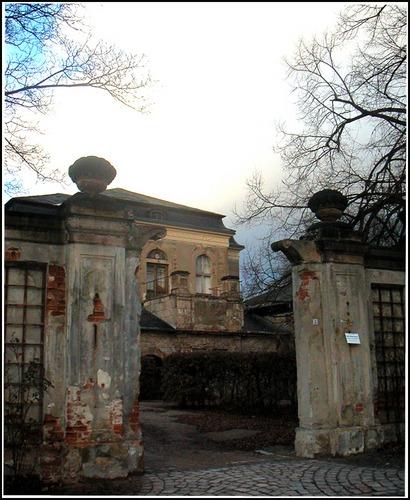 Teehaus Nr. V
