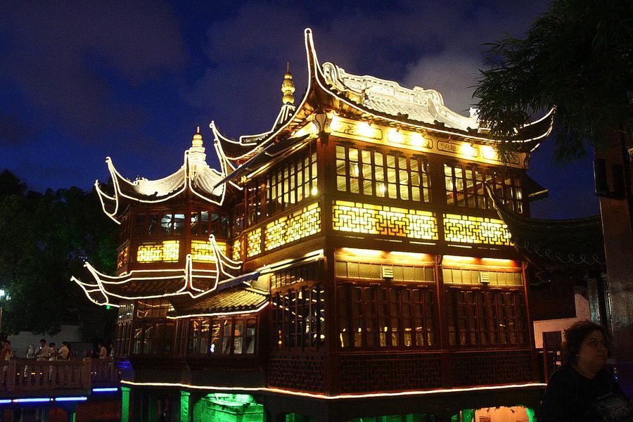 Teehaus Shanghai