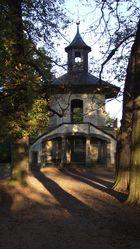 Teehaus Zwickau Planitz im Schlosspark Zwickau
