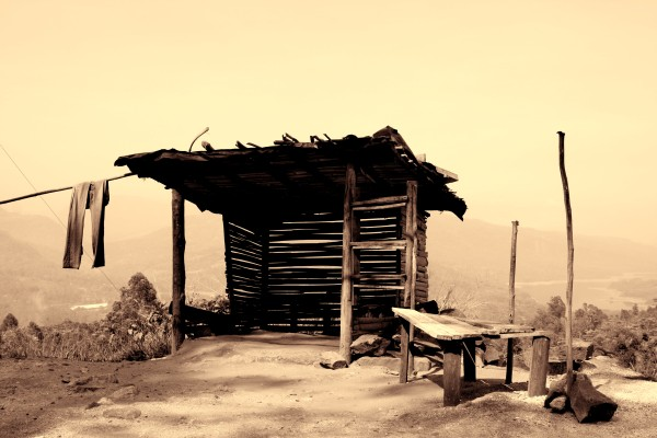 Teehütte