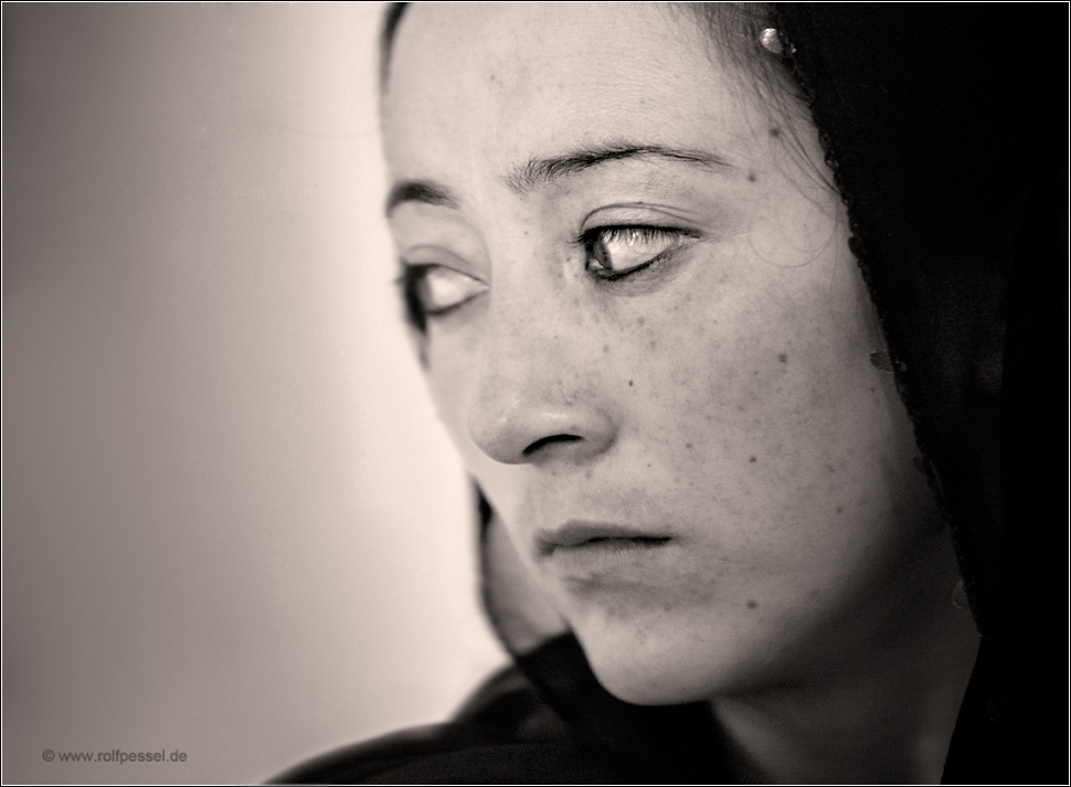 Teenager in Zanskar..