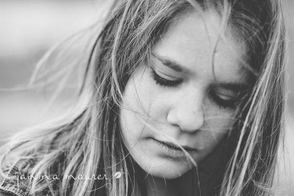 Teenie-Portrait