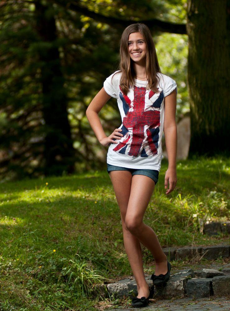 Teeny Model