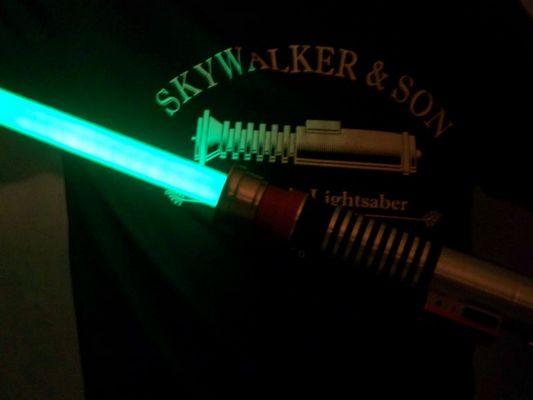 Teeshirt Skywalker&Son