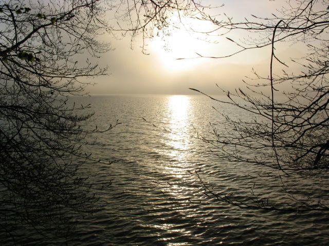 Tegernsee am Morgen