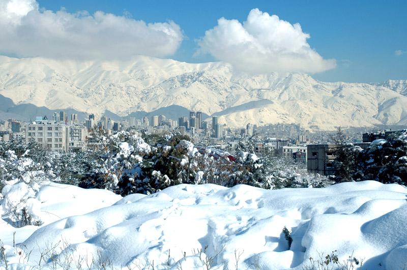 Tehran_Tochal