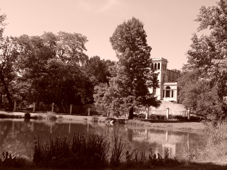 Teich am Inselwall