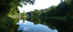 Teich im Göltzschtal