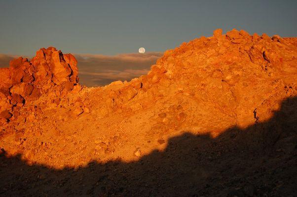 Teide (3718 m) / Sonnenaufgang