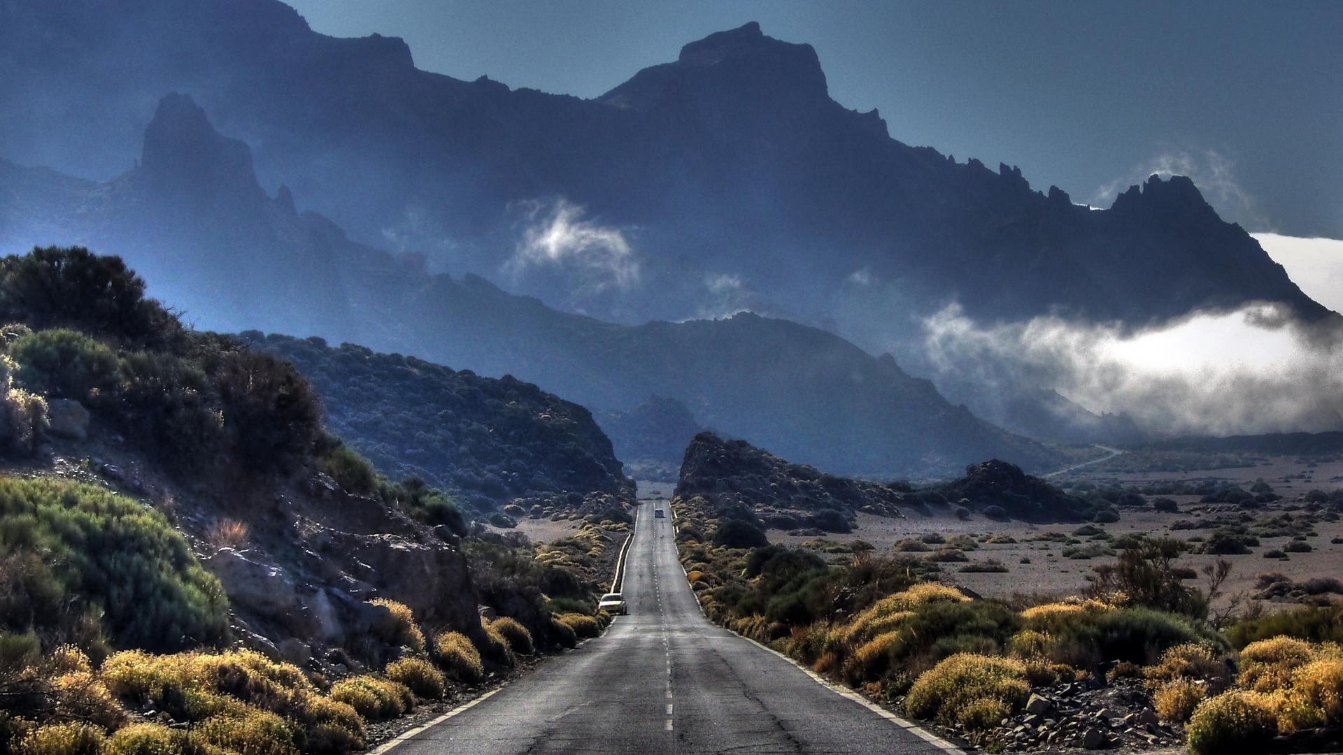 Teide Highway